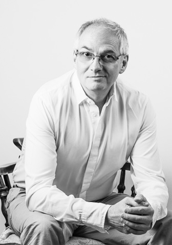 Dr Quentin Simpson -  Chartered Clinical Psychologist and a qualified Systemic Psychotherapist